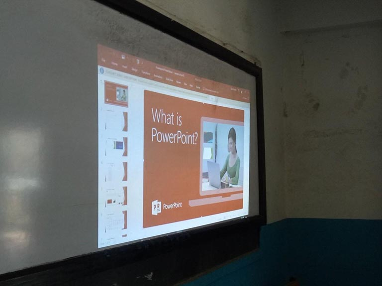 Image 4 - Computer Training Program- An Initiative to Groom Young Minds of Nepal