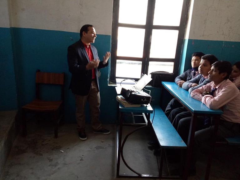 Image 5 - Computer Training Program- An Initiative to Groom Young Minds of Nepal