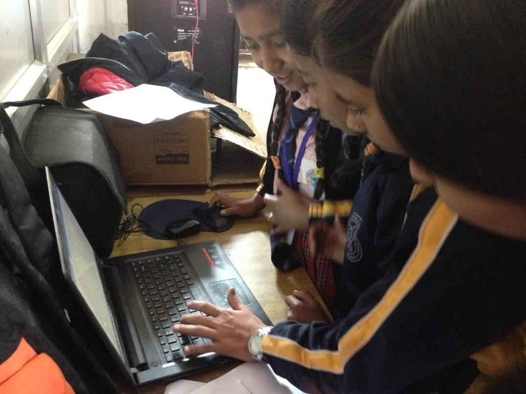 Image 8 - Computer Training Program- An Initiative to Groom Young Minds of Nepal