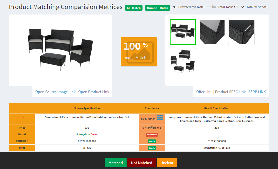 Image 2 - 3 capabilities required in a Competitive Price Intelligence Tool