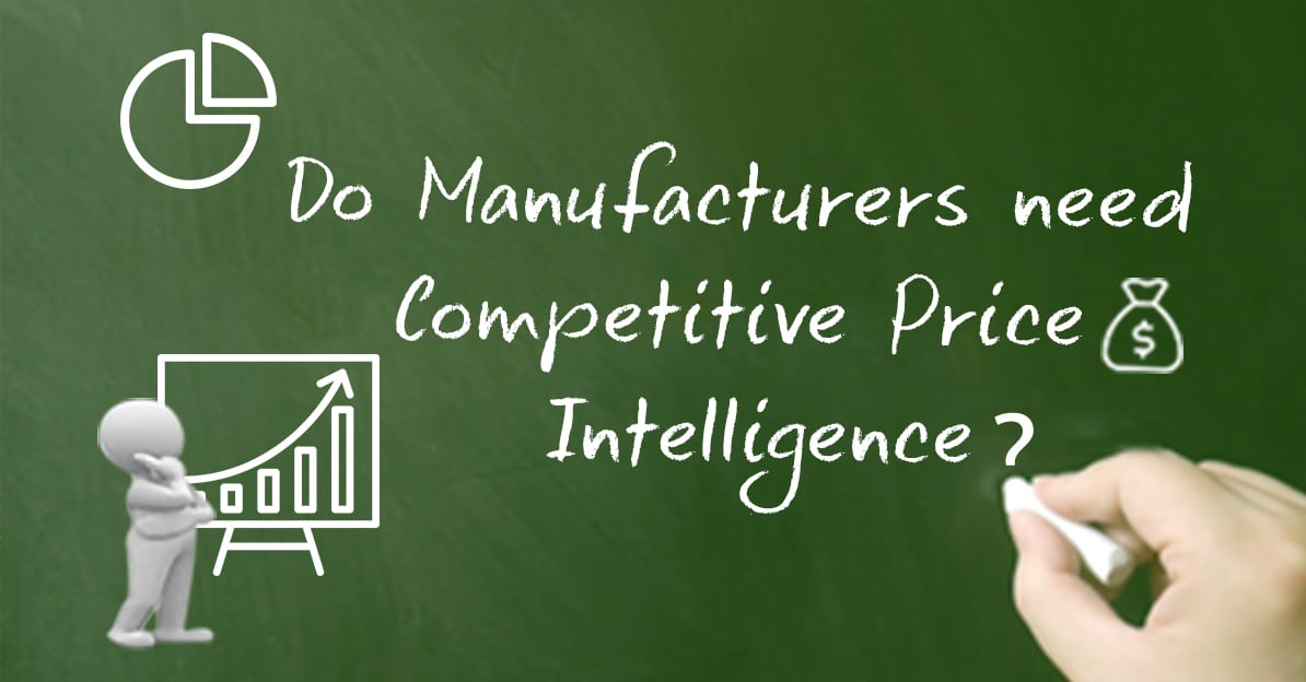 Competitor Price Intelligence for Manufacturers and Brands. GrowByData