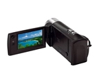 Sony Handycam with Lens